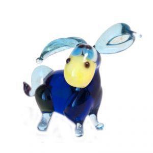 Glass Jolly Blue Donkey, fig. 2