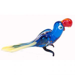 Glass Parrot Ara, fig. 1