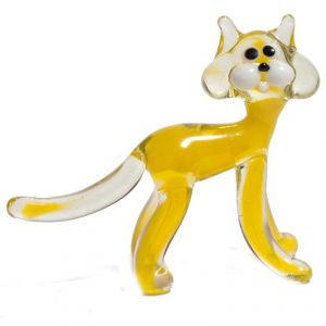 Yellow Glass Cat, fig. 1