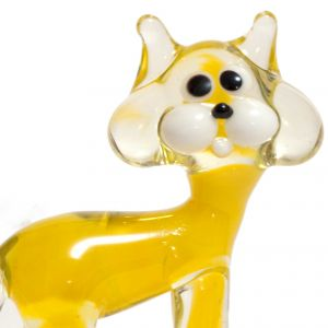 Yellow Glass Cat, fig. 2