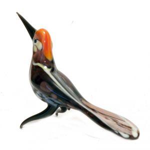 Glass Woodpecker Figurine, fig. 3
