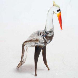 Stork figurine