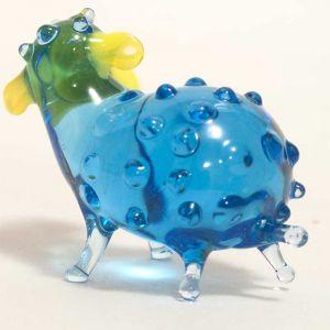 Glass Blue Sheep, fig. 2