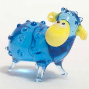 Glass Blue Sheep, fig. 3