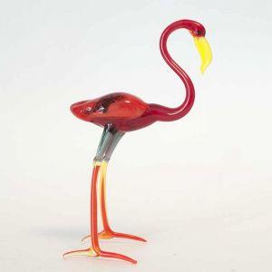 Glass Flamingo Figure, fig. 1