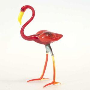 Glass Flamingo Figure, fig. 4