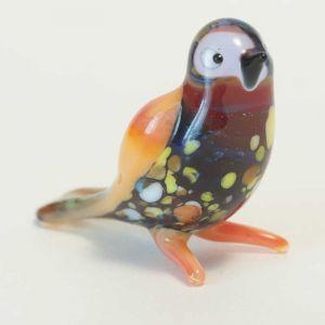 Glass Nightgale Figurine, fig. 2