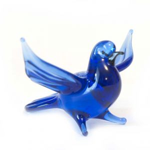 Glass Dove Figure, fig. 1
