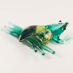 Glass Green Frog, fig. 2