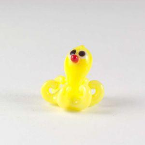 Glass Octopus Figurine