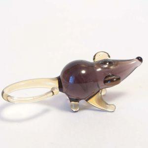 Glass Cat Figurine, fig. 1