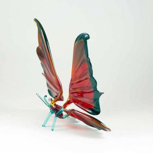 Glass Green Butterfly, fig. 3