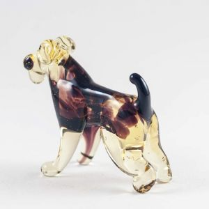 Glass Airedale Terrier, fig. 2