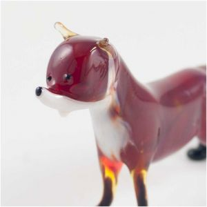 Glass Red Fox Figurine, fig. 2