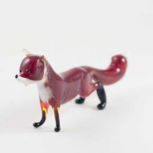 Glass Red Fox Figurine, fig. 3