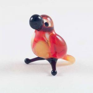 Parrot  Glass Miniature