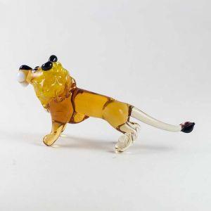 Blown Glass Lion, fig. 3