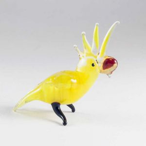 Glass Parrot Cacatoo