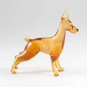 Glass Doggy, fig. 1