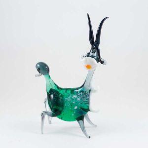 Glass Goat, fig. 1