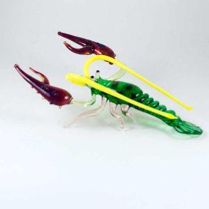 Glass Crayfish Figure, fig. 1