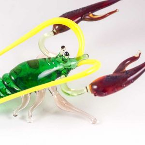 Glass Crayfish Figure, fig. 4