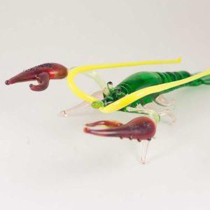 Glass Crayfish Figure, fig. 5
