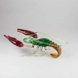 Glass Crayfish Figurine, fig. 1