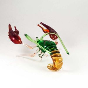 Glass Crayfish Figurine, fig. 2
