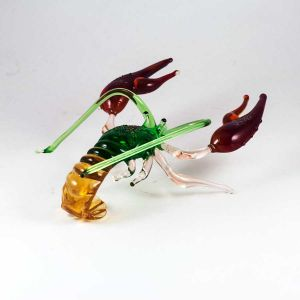 Glass Crayfish Figurine, fig. 3