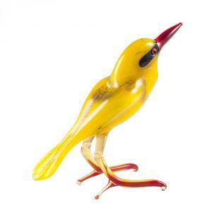 Glass Oriole Blown Figurine, fig. 4