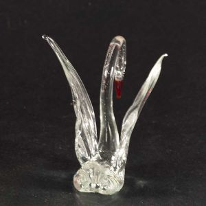 Blue Glass Swan, fig. 5