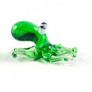 Octopus Green Mini Figure, fig. 1