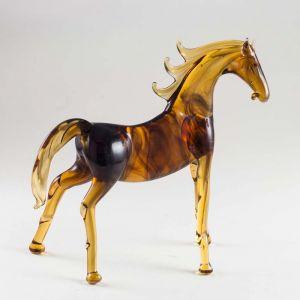Bay orse Glass Figurine, fig. 2