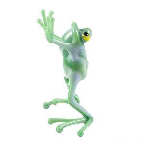 Dancing Frog Glass Figure, fig. 5