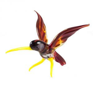 Hummingbird with Orage Wings, fig. 2