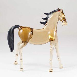 Bay Horse Glass Figure, fig. 1
