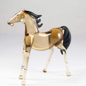 Bay Horse Glass Figure, fig. 4