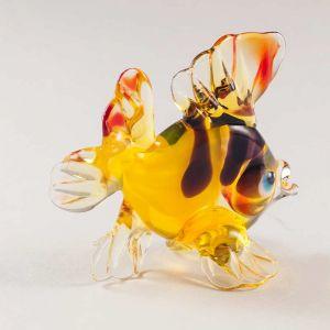 Glass Golden Fish Figure, fig. 3