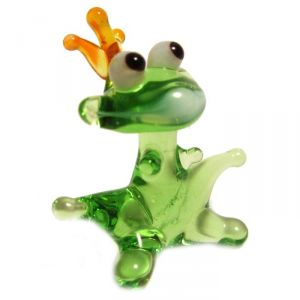 Glass Princess Frog Mini, fig. 1
