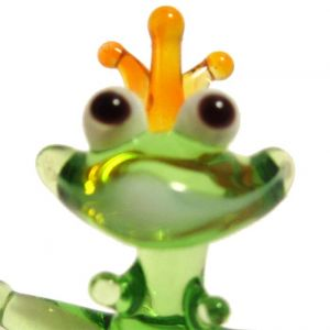 Glass Princess Frog Mini, fig. 2