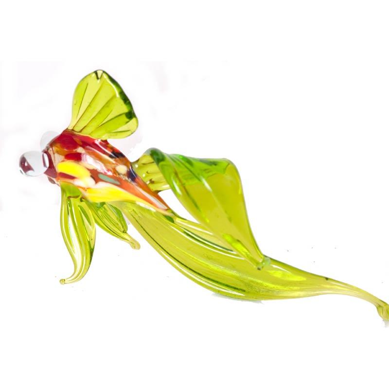 Glass Fish Figurines Fish Glass Figurine